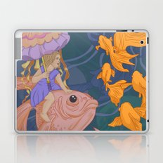 Deep Sea Stroll Laptop & iPad Skin