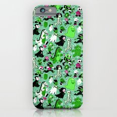 Alt Monster March (Green) iPhone 6 Slim Case