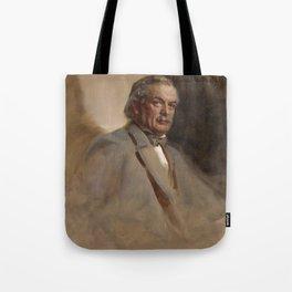 James Guthrie - David Lloyd George, 1st Earl Lloyd-George of Dwyfor, 1863 - 1945 Statesman Tote Bag