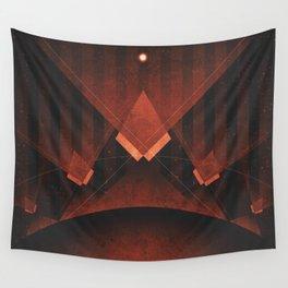 Triton - Tritonian Geysers Wall Tapestry