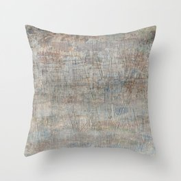 No Clearing Here Throw Pillow