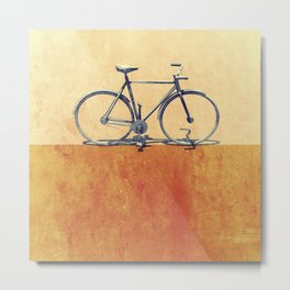 Townie / Fixie Metal Print