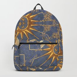 The Map Room Backpack