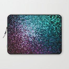 Colorful Mosaic Reflection Laptop Sleeve