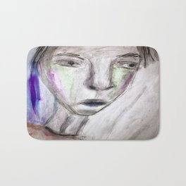 Wisps of Tender Surrender. Bath Mat