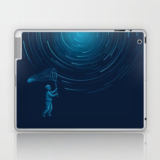 Catch a Star trail Laptop & iPad Skin