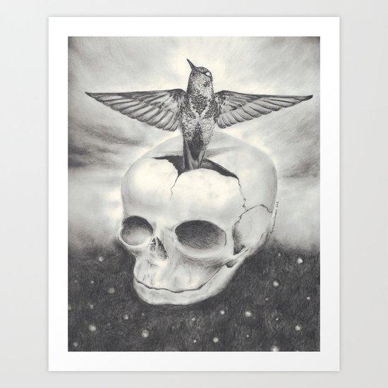 Born & Reborn Art Print