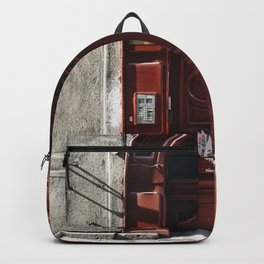 The Red Door Backpack