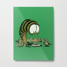 Huuungry! Metal Print