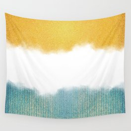 Teahupo'o, sea and sand Wall Tapestry