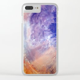 Tademait Plateau Clear iPhone Case