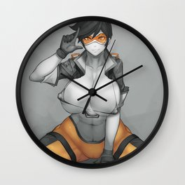 Tracer II Wall Clock