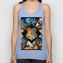 Magical Places Unisex Tank Top