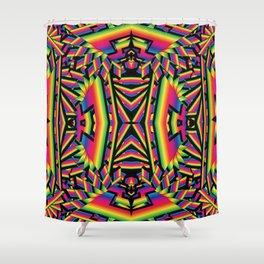 Vastitude Generator Shower Curtain