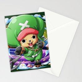 Ninja chopper wano - One Piece Stationery Cards