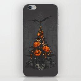 I'm Dreaming of a Dark Christmas iPhone Skin