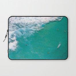 Surfing Day II Laptop Sleeve