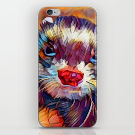 Ferret iPhone Skin