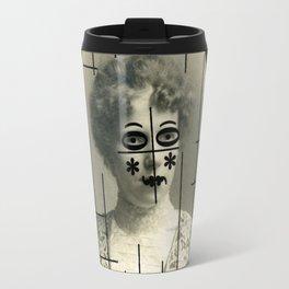 Letraset Lady Travel Mug