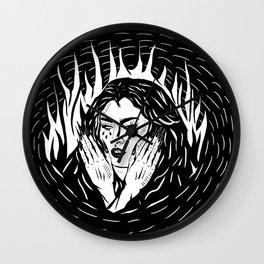 Lauren Jauregui Wall Clock