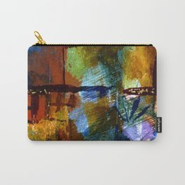 Paul Klee Windows and Palms Carry-All Pouch