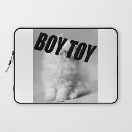 Boy Toy Cat  Laptop Sleeve