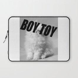 Boy Toy Cat  Laptop Sleeve