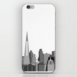 San Francisco iPhone Skin