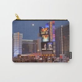 Las Vegas moon Carry-All Pouch