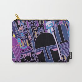 SILICON VALLEY HIGH Carry-All Pouch