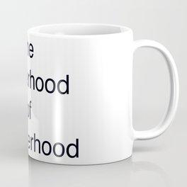 Sisterhood of Motherhood Coffee Mug