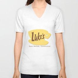 Luke's Diner Unisex V-Neck