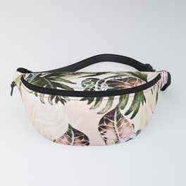 Flowering of proteas in nature Fanny Pack