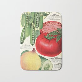 Maule's Seed Book 1933 - Veg Bath Mat