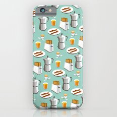 Happy breakfast! iPhone 6s Slim Case