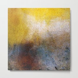Daybreak in the Hills Metal Print