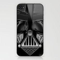 vader, darth vader iPhone & iPod Skin
