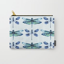 Dragonfly Wings Carry-All Pouch