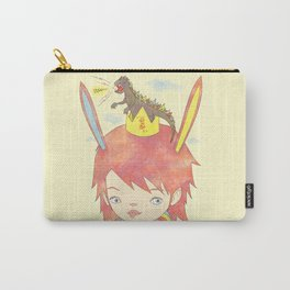CROWN NEST - GOZILLA KING 고질라킹 Carry-All Pouch