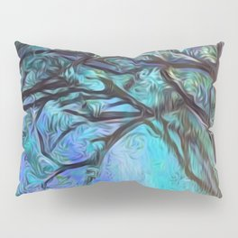 Into the Ice Pillow Sham