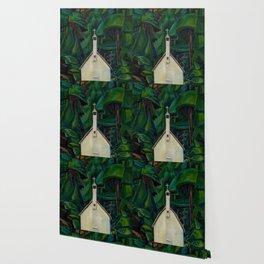 Emily Carr Indian Church Wallpaper