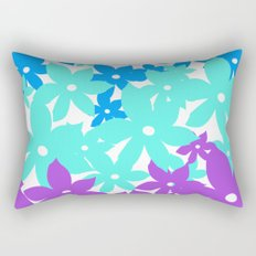Garden Glow II Rectangular Pillow