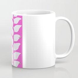 Hot Pink Heliconia Coffee Mug