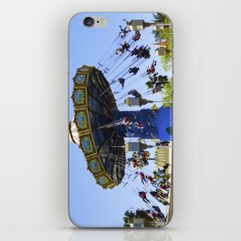 Silly Symphony Swings I iPhone Skin
