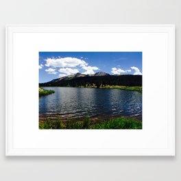 Mountain 2 Framed Art Print