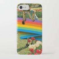 polaroid iPhone & iPod Cases featuring Polaroid by Blaz Rojs