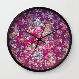 """""""Eternal spring"""" - The bouquet Wall Clock"""