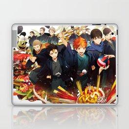 Karasuno Team Laptop & iPad Skin
