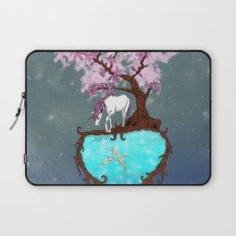 Last Unicorn Laptop Sleeve