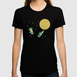 Reading Astronauts T-shirt